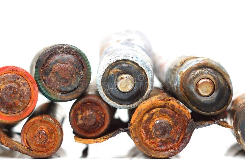 Niebezpieczni odpady zdjęcie stock