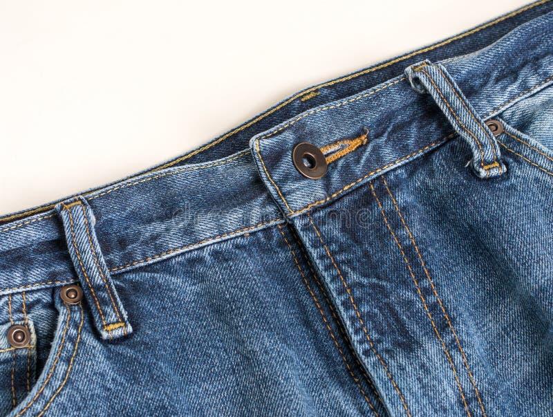Niebiescy Dżinsy obraz stock