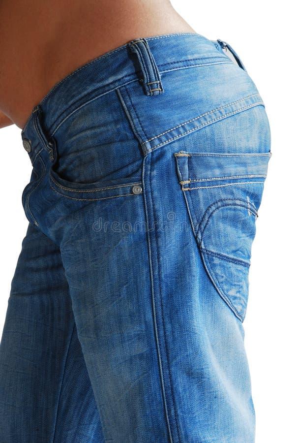 Download Niebiescy dżinsy seksowni obraz stock. Obraz złożonej z bawełna - 13325539