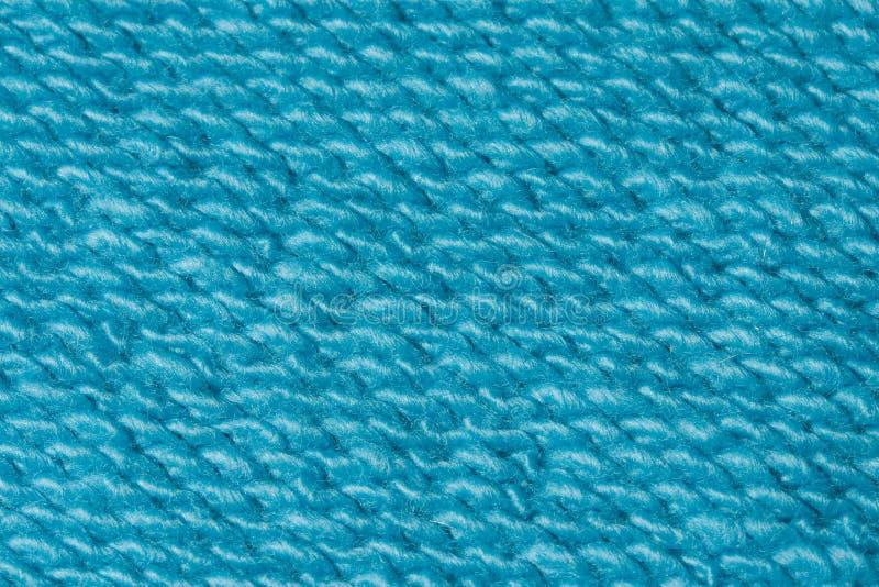 niebieska bawełny fotografia stock