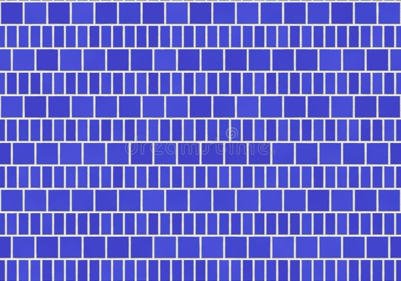 niebieska linia płytka ilustracji