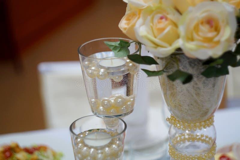 niebieska szczegółów kwiat podwiązka gotham jest zatruty ślub zdjęcie royalty free