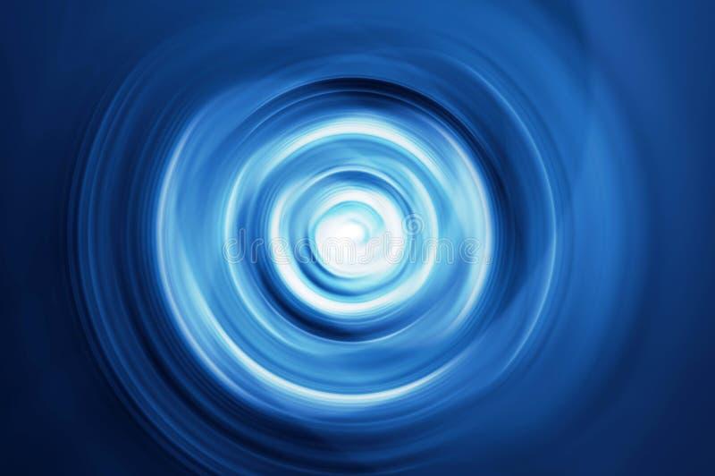 niebieska tła 3 d royalty ilustracja