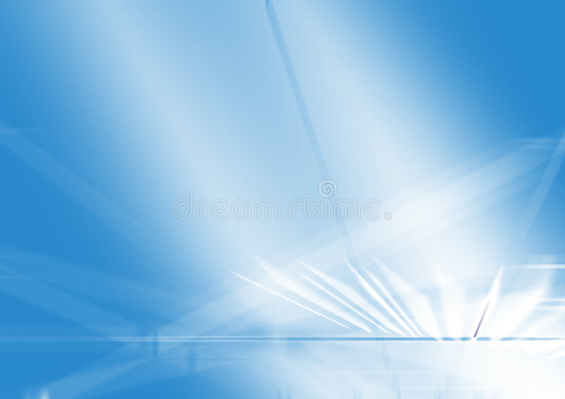 niebieska tła ilustracja wektor