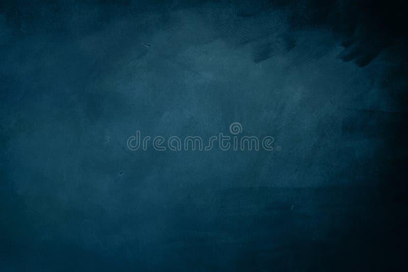 niebieska tła ciemnej nieskończoności fotografia royalty free