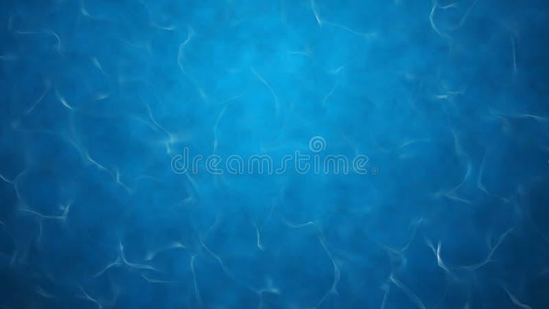 niebieska tekstury wody zdjęcie royalty free