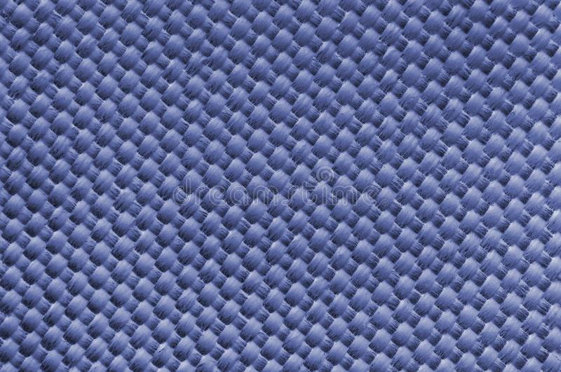 niebieska tkaniny konsystencja obrazy stock
