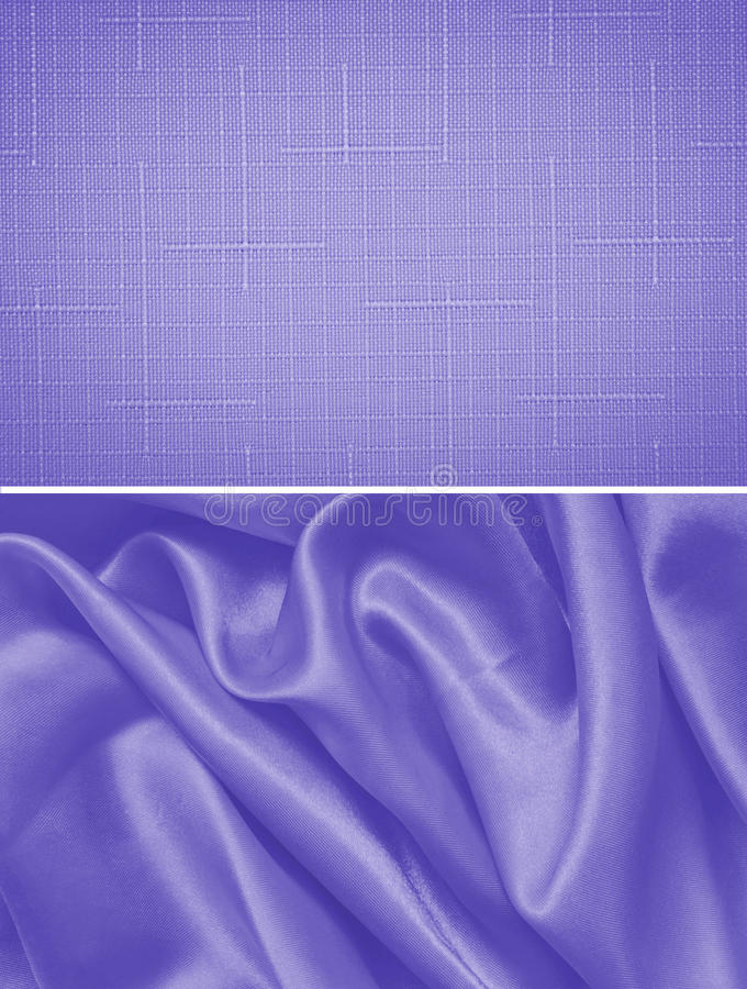 niebieska tkaniny konsystencja obraz royalty free