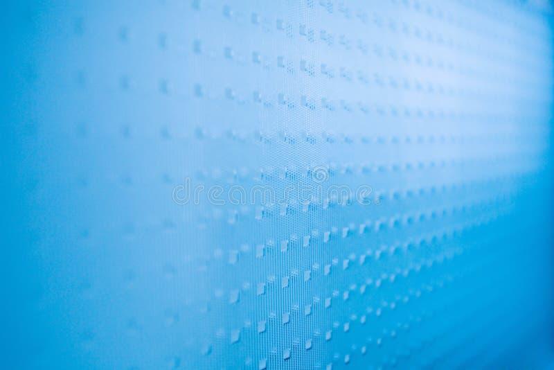 niebieski backgound szkła abstrakcyjne zdjęcie stock