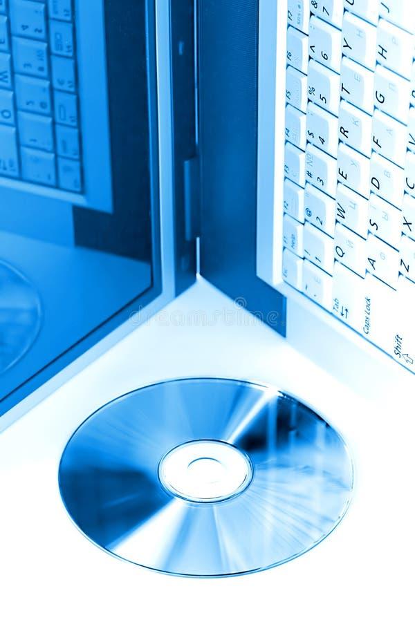 niebieski cyfrowy obraz royalty free