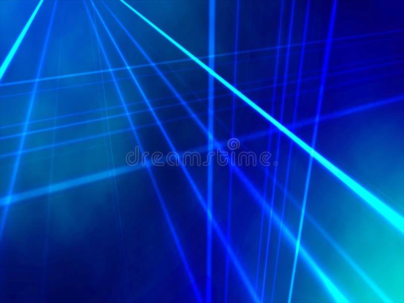 niebieski gradientu próbnego zdjęcia stock