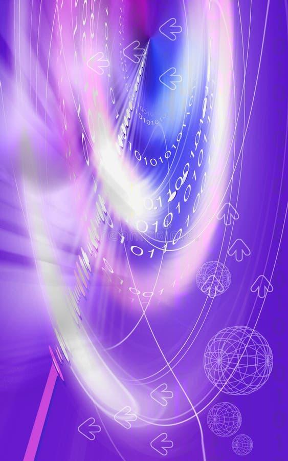 niebieski kolor ilustracja cyfrowa ilustracja wektor