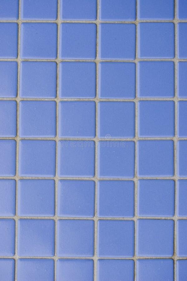 Niebieski Płytka Zdjęcie Royalty Free