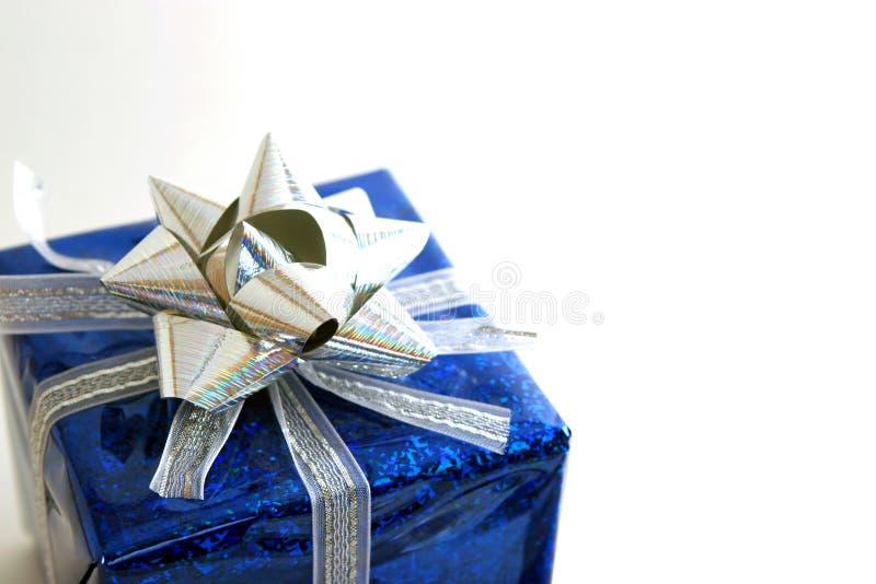 niebieski pakiet fotografia stock