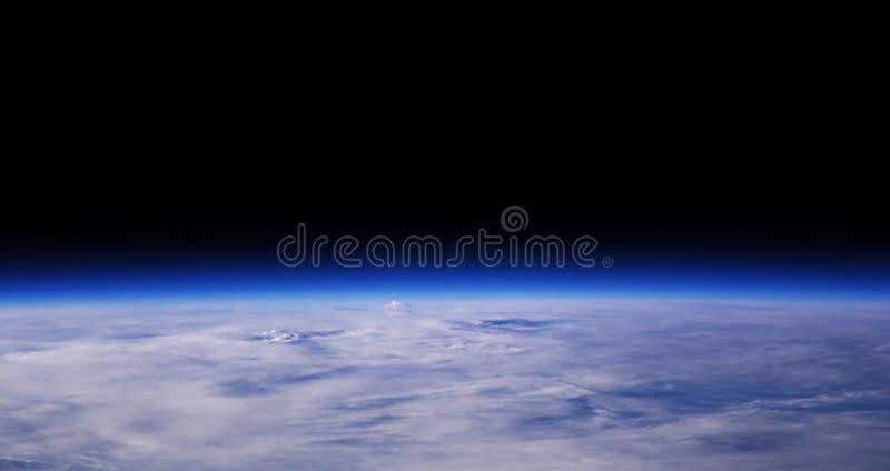 niebieski planety ziemi zdjęcie royalty free