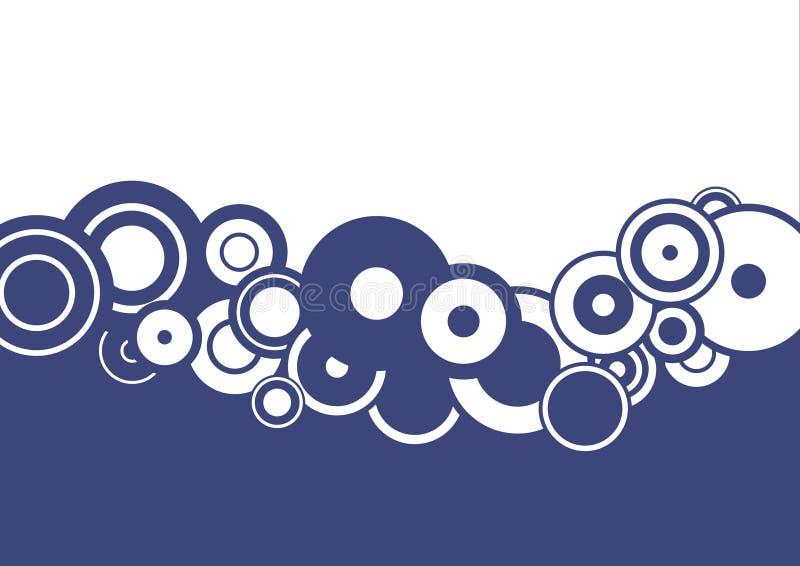 niebieski projektu ilustracja wektor