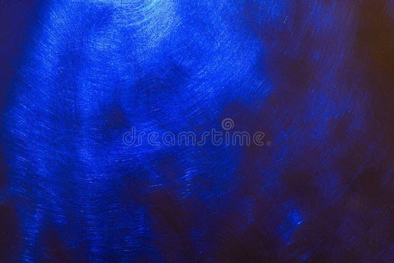niebieski prześcieradło miedzi fotografia royalty free