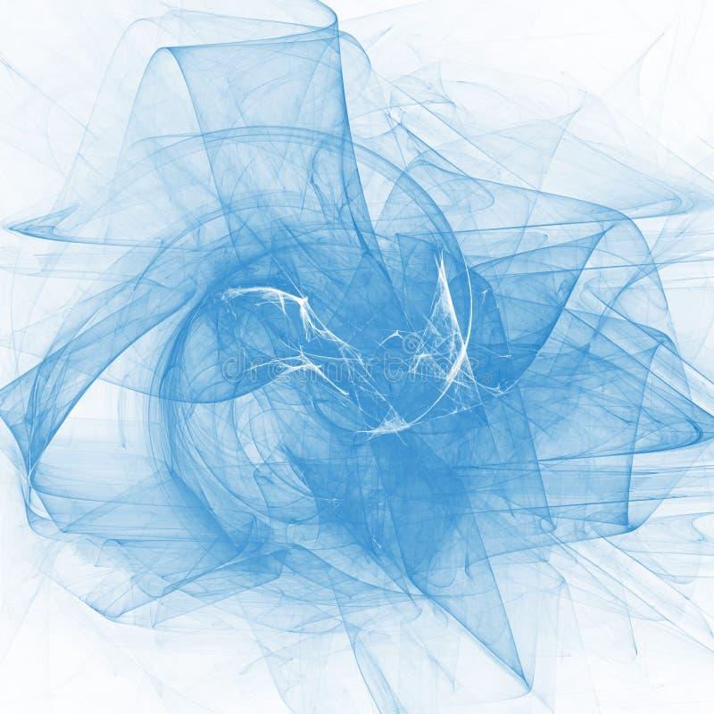 niebieski sen ilustracji