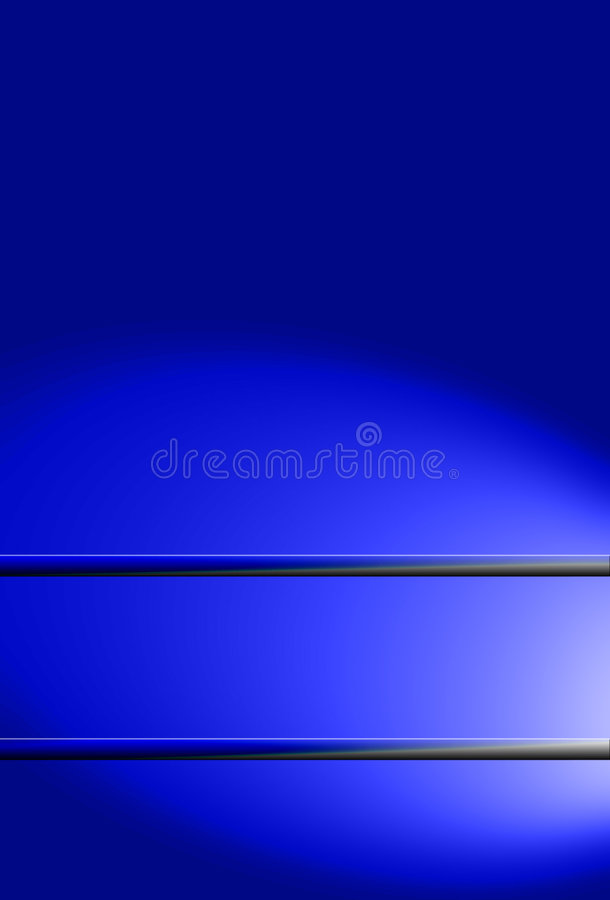 niebieski tła tekst obszaru royalty ilustracja