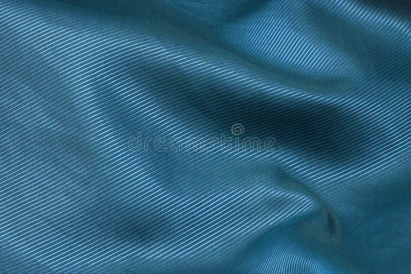 niebieski tła tkaniny zdjęcie royalty free