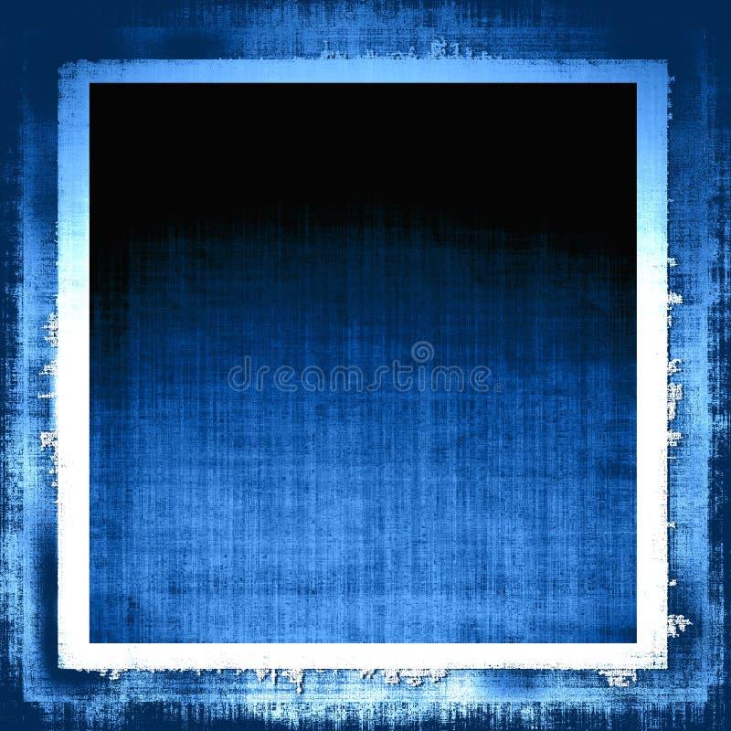 niebieski tkaniny crunch ilustracja wektor