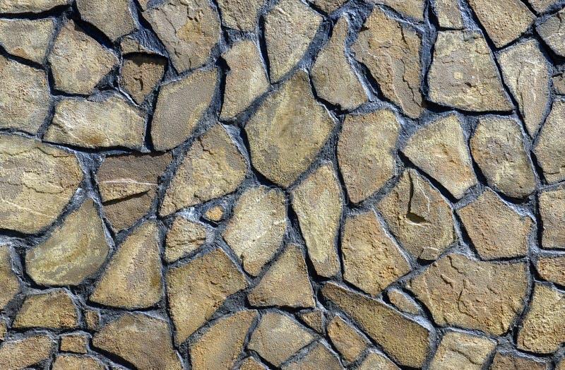Download Niebieskie światło Sztuczne Kamienna ściana Obraz Stock - Obraz złożonej z granica, real: 53783909