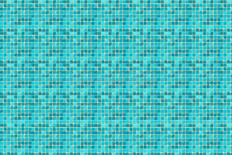 niebieskie kafli. ilustracja wektor