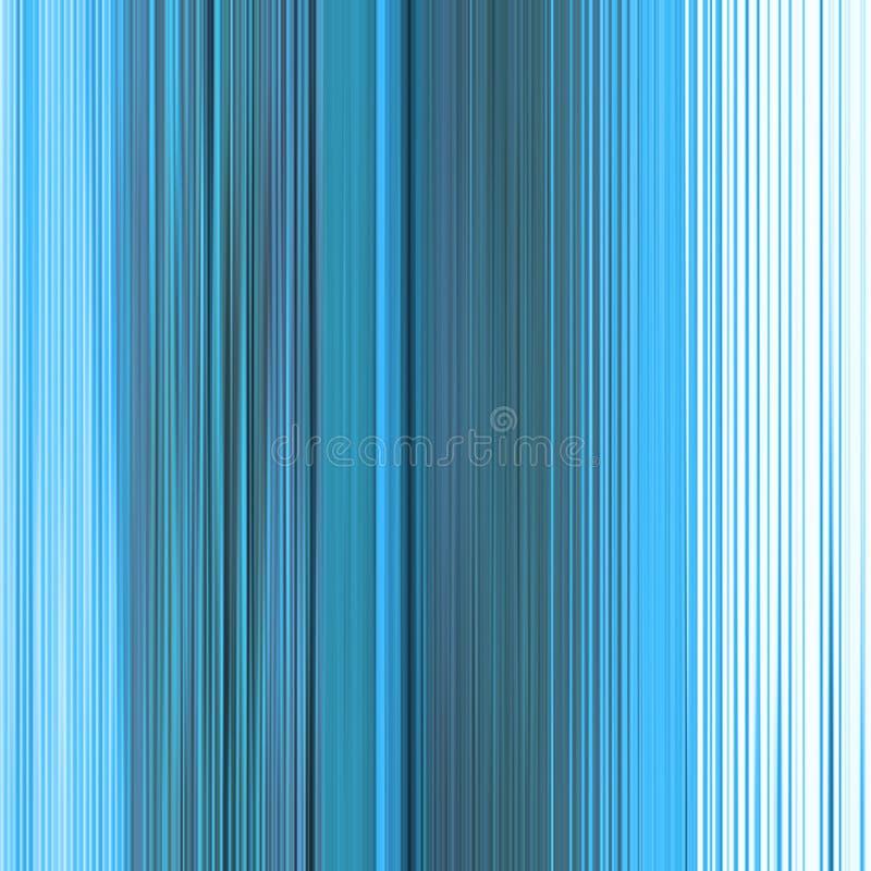 niebieskie paski ilustracja wektor