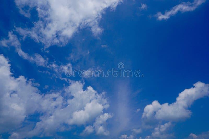 niebieskiego nieba, fotografia stock
