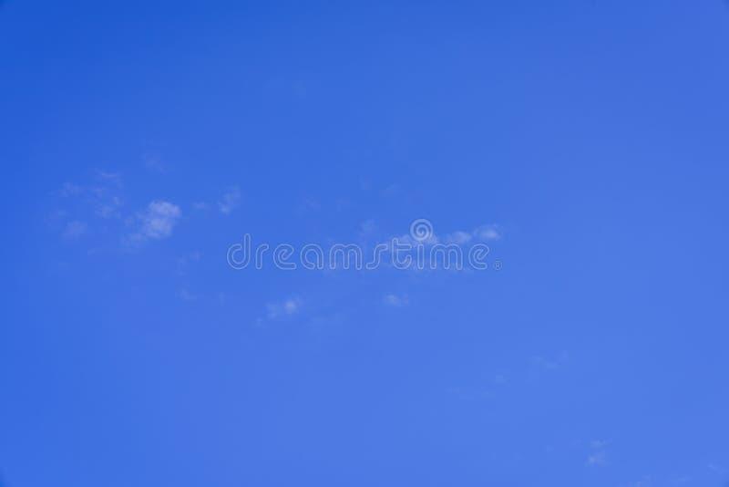 Niebieskiego nieba wsparcie zdjęcie royalty free
