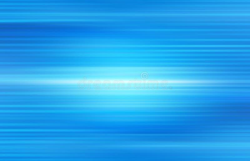 Niebieskiej linii tło obrazy royalty free