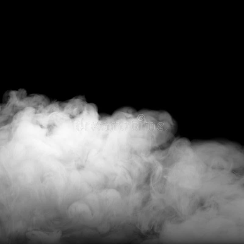 Niebla o humo abstracta imagen de archivo libre de regalías