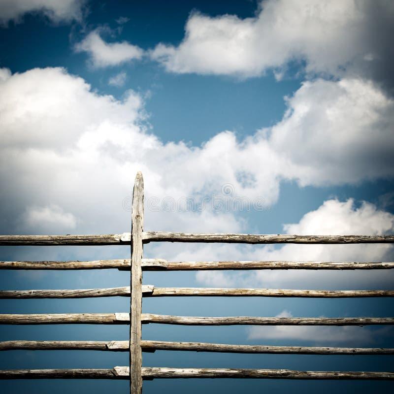 Download Niebo zdjęcie stock. Obraz złożonej z retro, błękitny - 53783458