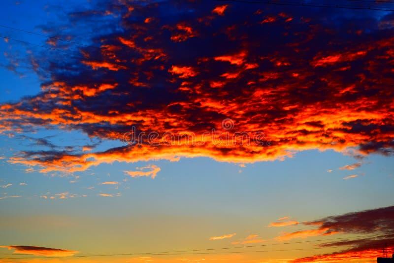 niebo zdjęcia stock