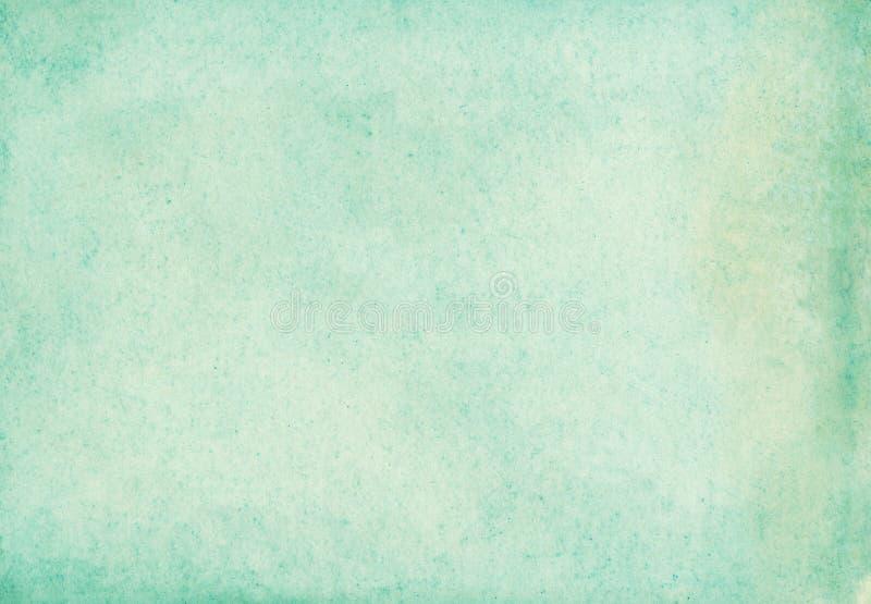 Niebo Błękitnego papieru tekstury tło obraz stock