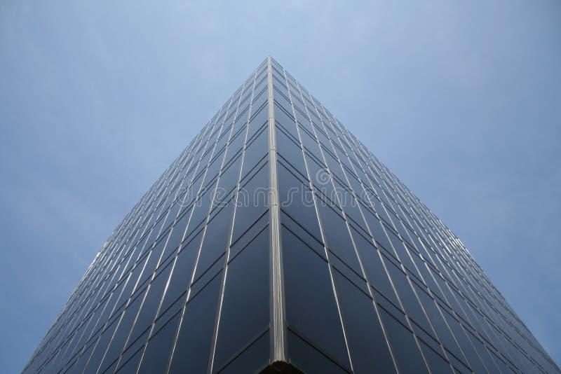 niebo budynku. obrazy stock
