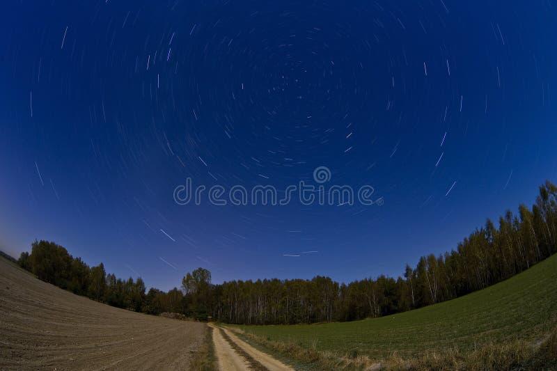 niebo gwiazdy zdjęcia royalty free