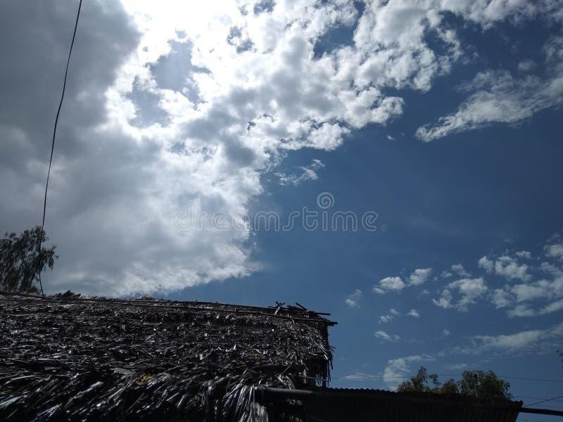niebo i chmura nieba zdjęcia stock