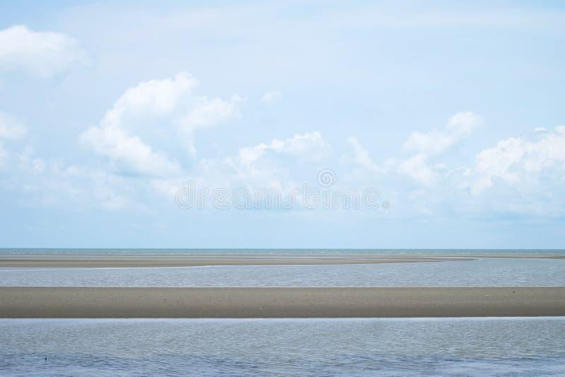 Niebo i morze zdjęcie stock