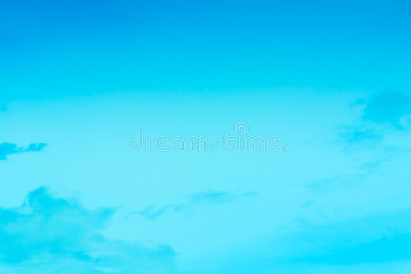 Niebo jasny jest zdjęcie royalty free