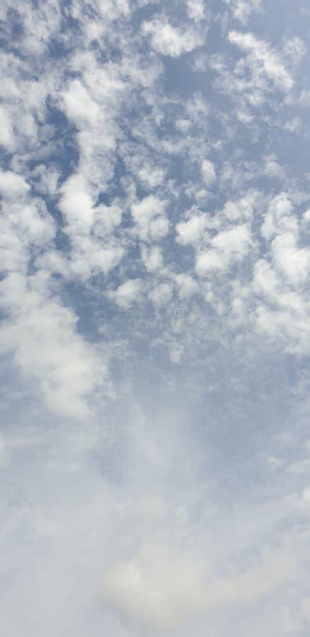 Niebo w UK fotografia stock