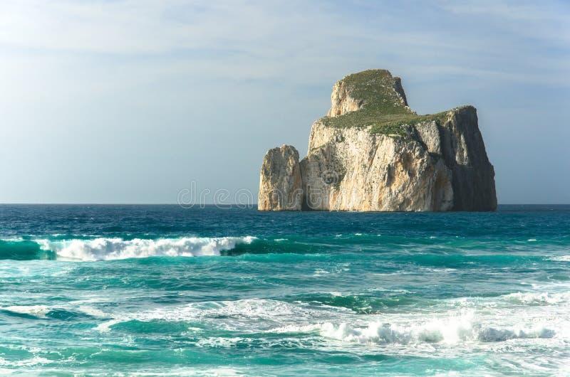 Niecka Di Zucchero, Sardegna obraz royalty free