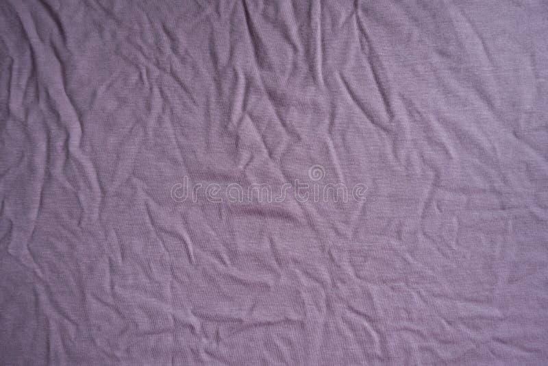 Nieco przyskrzyniająca różowa wiskozowa tkanina obrazy royalty free