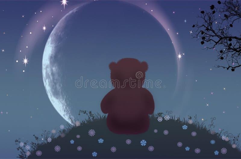 niedźwiadkowy mały ilustracji