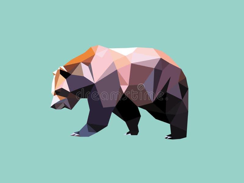 Niedźwiedź ilustracji