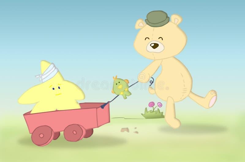 Niedźwiedź faszerujący