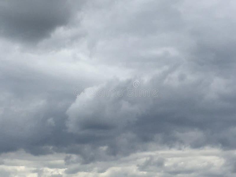 Niederländische Luftwolke lizenzfreies stockbild