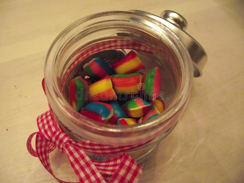 Niederländische Süßigkeit lizenzfreie stockbilder