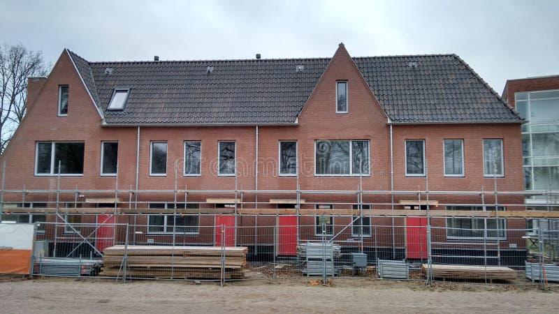 Niederländische Wohnung stockfotos
