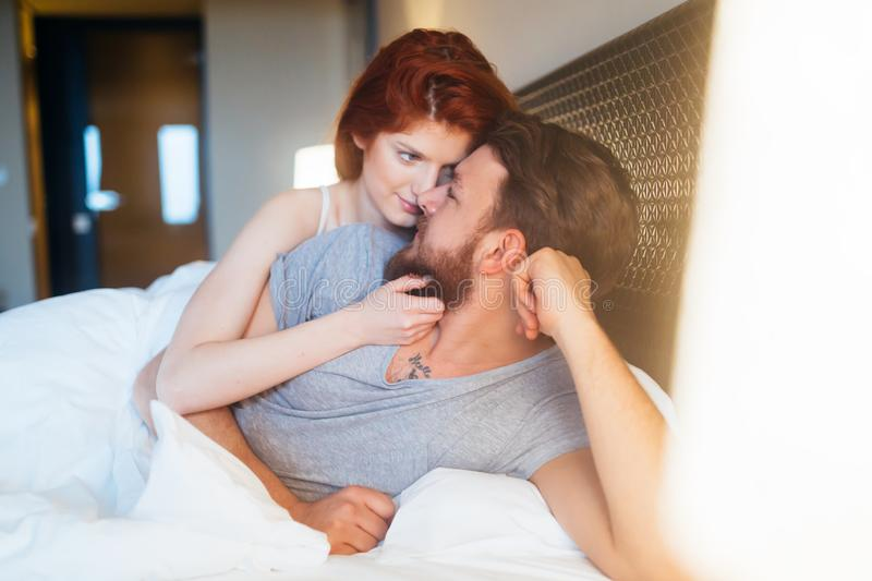 Niedrige Ausdauer und Sexualtrieb lizenzfreie stockfotos